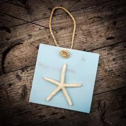 Dekorácia s morskou hviezdicou