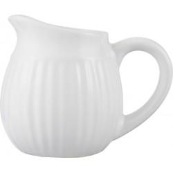 Džbánik na mliečko Mynte® - biely
