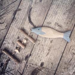 Dekoračná rybka Natural