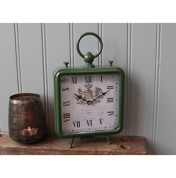 Hodiny Green Clock