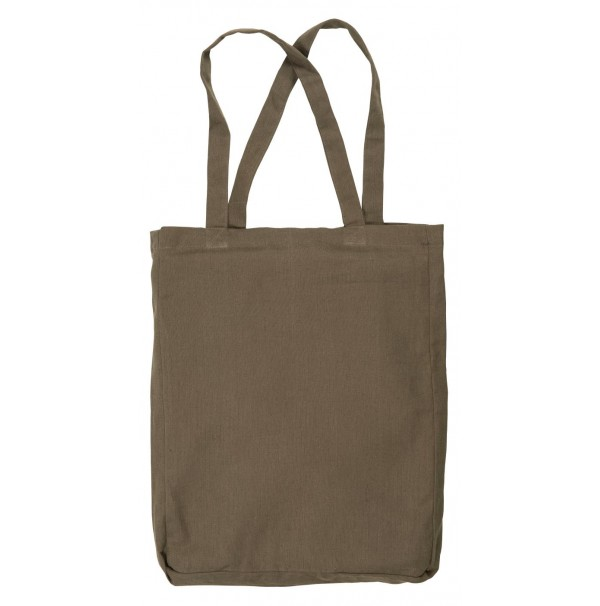 Bavlnená taška Olive Green