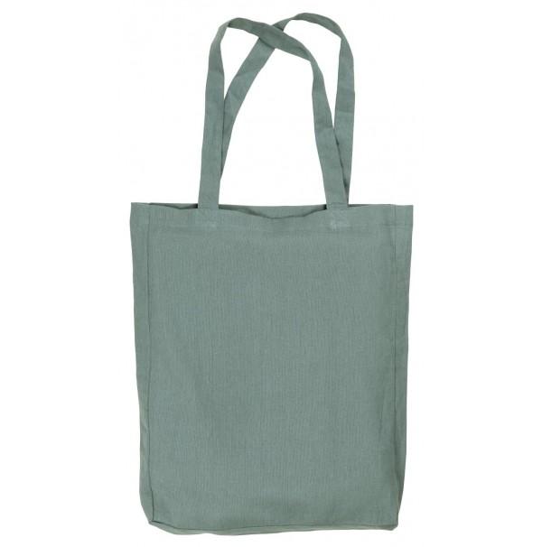 Bavlnená taška Dusty Blue
