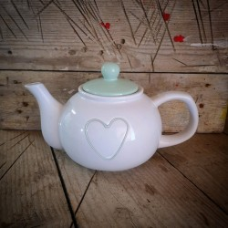 Čajník s mentolovým srdiečkom