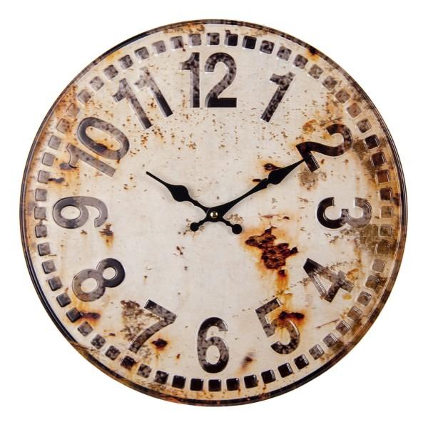 Nástenné hodiny Rust