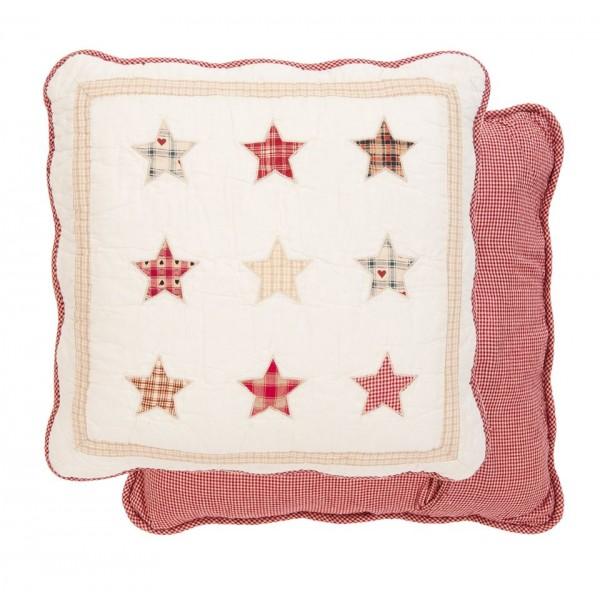 Obliečka na vankúš Stars 50 x 50 cm