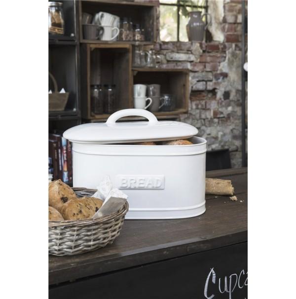 Box na chlieb Mynte® biely