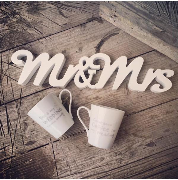 Akciový balíček Mr and Mrs